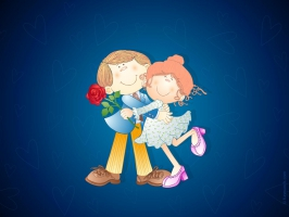 Lovely Couple Wallpaper Wallpapers For Free Download About 3 289