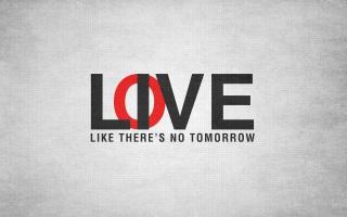 Love Live Like Tomorrow