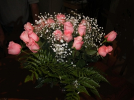 Lovely Roses Bunch