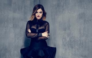 Lucy Hale 2016
