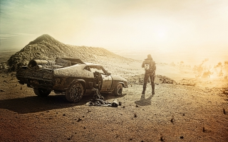 Mad Max Fury Road 2015 Movie