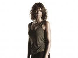 Maggie Lauren Cohan Walking Dead 4K 8K