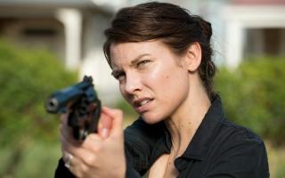 Maggie The Walking Dead Season 6