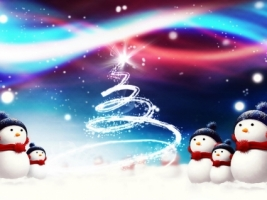 Magic Christmas Wallpaper Christmas Holidays