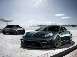 Mansory Porsche Panamera Wallpaper Porsche Cars
