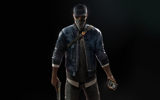 Marcus Watch Dogs 2 4K
