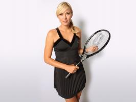 Maria Sharapova No.1 Tennis Player