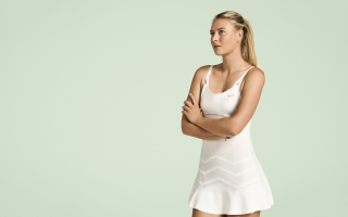 Maria Sharapova Tennis Player