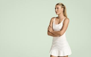 Maria Sharapova Tennis Player