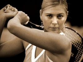Maria Sharapova tennis player Wallpaper Maria Sharapova Female celebrities