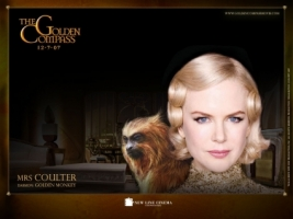 Marisa Coulter Wallpaper The Golden Compass Movies