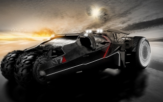 Mass Effect N7 Car