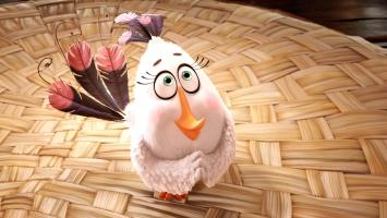 Matilda Angry Birds Movie