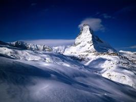 Matterhorn Valais Switzerland
