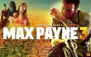 Max Payne 3 2012 Game