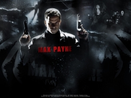 Max Payne movie Wallpaper Mark Walberg Male celebrities