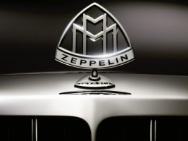 Maybach Zeppelin logo Wallpaper Maybach Cars