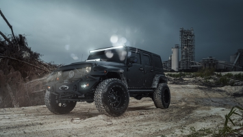 MC Customs Jeep Wrangler 2016
