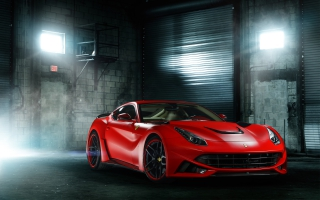 MC Customs Wide Body Ferrari F12berlinetta