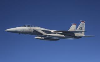 McDonnell Douglas FA 18 Hornet Jet Fighter