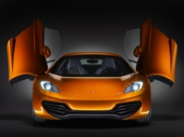 McLaren MP4 12C Wallpaper McLaren Cars