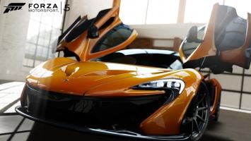McLaren P1 in Forza Motorsport 5