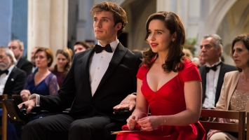 Me Before You Emilia Clarke Sam Claflin