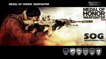 Medal of Honor Warfighter Military Edition
