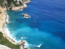 Mediterranean Sea Wallpaper Beaches Nature