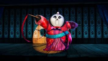 Mei Mei Kung Fu Panda 3