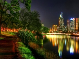 Melbourne Wallpaper Australia World
