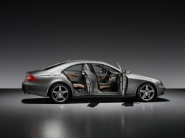 Mercedes Benz CLS Grand Edition Wallpaper Mercedes Cars