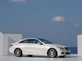 Mercedes Benz E Class Coupe Wallpaper Mercedes Cars