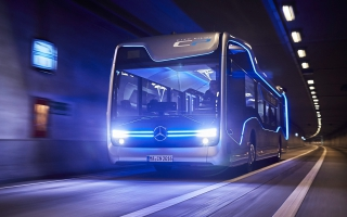 Mercedes Benz Future Bus 2016