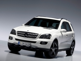 Mercedes Benz M Class Edition 10 Wallpaper Mercedes Cars