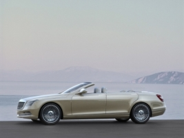 Mercedes Benz Ocean Drive Concept Wallpaper Concept Cars