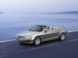 Mercedes Benz Ocean Drive Wallpaper Concept Cars