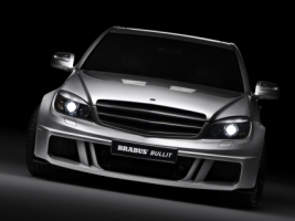 Mercedes C Class Brabus Bullit Wallpaper Mercedes Cars