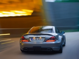 Mercedes SL65 AMG Wallpaper Mercedes Cars