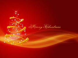 Merry Christmas 2009 Wallpaper Christmas Holidays
