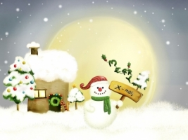 Merry Xmas Wallpaper Christmas Holidays