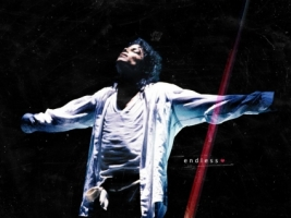 Michael Jackson endless love Wallpaper Michael Jackson Male celebrities