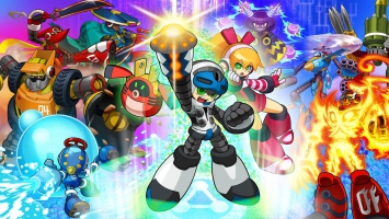 Mighty no 9 2016 Video Game