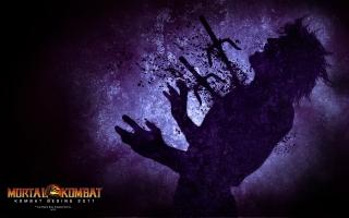 Mileena in Mortal Kombat Game