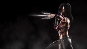 Mileena Mortal Kombat X