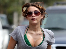 Miley Cyrus 2010 Hottest