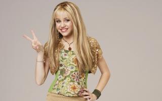 Miley Cyrus 69