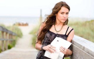 Miley Cyrus in The Last Song Movie