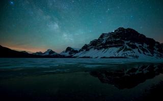 Milky Way Lake