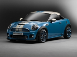Mini Coupe Concept Wallpaper Mini Cars
